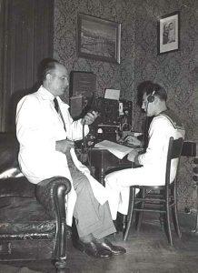 Guido Guida stazione radio